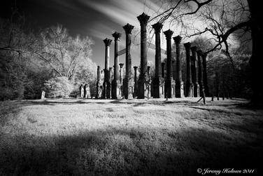 Windsor ruins, MS